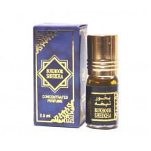 Арабские масляные духи al Fakhr Bukhoor Sheikha / аль Факхр Бахур Шейха 2.5 мл