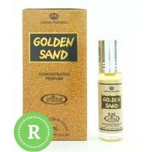 Арабские масляные духи al Rehab Golden Sand / аль-Рехаб Голден Сенд Золотой песок 6 мл