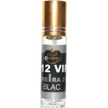 Масляные духи Al Rayan 212 Vip Black / Аль Раян 212 Вип Блэк 6 мл