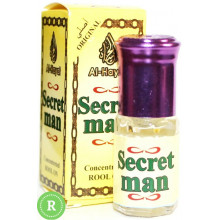 Масляные духи Al Hayat Secret Man / Аль Хайят Секрет Мен 3 мл